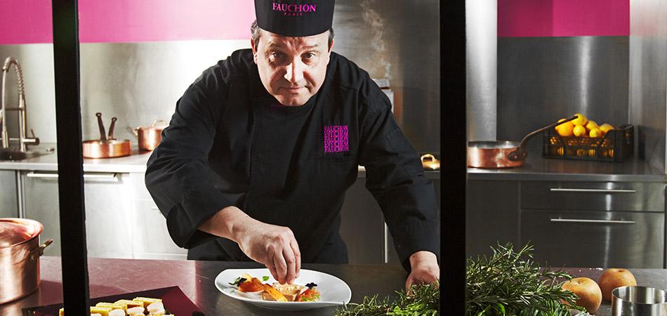Portrait de chefs - Fauchon