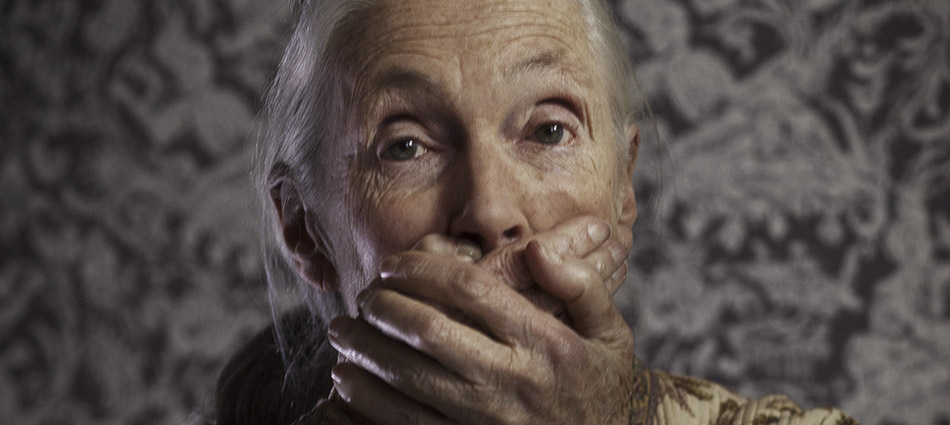 Jane Goodall à Paris